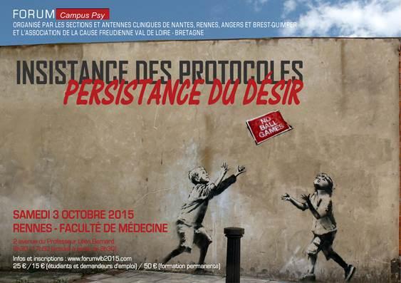 forum rennes 2015