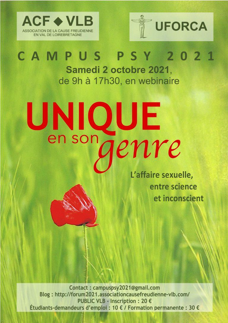 ACF VLB Forum Campus psy 02.10.2021