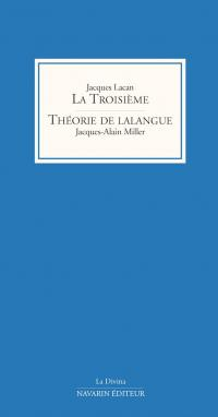 La troisieme et the orie de lalangue 1ere couv