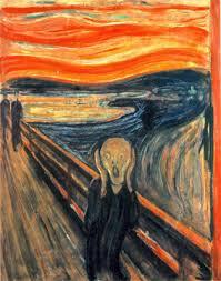 Le cris de munch schizophrenie